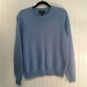Lands' End Blue Drifter Sweater